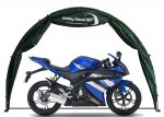 Rob McAlister HIH90 Hidey Hood 90 Degree Wall Mounted Motorcycle Cover Was £89.99 Now £46.81 @ Amazon