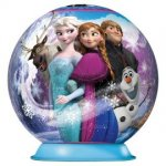 Frozen 3D Puzzle Ball £7.50 or less with tesco clubcard boost. @ Tesco Direct
