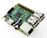 Raspberry Pi B+ Desktop (700MHz Processor, 512MB RAM, 4x USB Port) FREE DELIVERY £24.99 @ Amazon