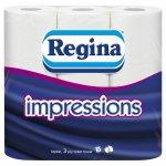 Regina Impressions Toilet Tissues 9pk @ Wilkinsons instore only £2