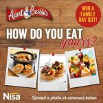 win a family day out! @ nisalocally @ FB