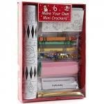 Kids Christmas Cracker Making Kit (6 Pack) £1 at poundland