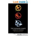 The Hunger Games  trilogy £1.73 each on Amazon kindle