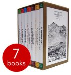 Wainwright Pictorial Guide to the Lakeland Fells Collection - 7 Books £18 @ The Book People (with codes)