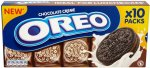 Oreo Cookies Original & Chocolate Creme (10 pack 220g) was £1.70 now £1.00  Morrisons