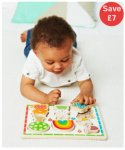 Mothercare ELC 3D   Lift Out Puzzle was £10 now £3.00