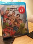 muppets most wanted blu ray £7 @ Morrisons