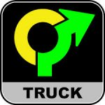 Truck GPS navigation free on android play store