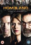 Homeland Season 1 - 3 DVD Boxset £19.99 Instore @ HMV