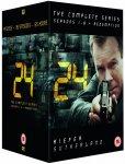 24 - Complete Season 1-8 + Redemption DVD Boxset £29.99 Instore @ HMV
