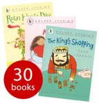 Walker Stories Collection - 30 Books (Collection) £12 delivered @ The Book People