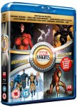 Marvel Knights Collection Blu-ray (8 Disc Boxset) £13.99 delivered @ Zavvi