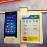 Sony Xperia E3 £100 £10 top up @ Tesco Mobile