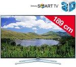 "SAMSUNG UE75H6470 - 75"" - 6 Series 3D LED TV - Smart TV £2358.99 @ pixmania"