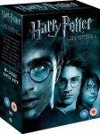 Harry Potter - The Complete 8-Film Collection [DVD] delivered  £14.99 @ amazon