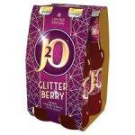 Tesco Britvic J20 Glitter Berry/Orange/Apple&Raspberry 4X275ml £2.19