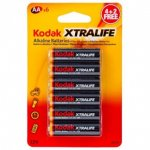 Kodak AA/AAA alkaline batteries 8 for £1 at Poundland