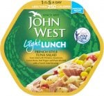 John West Light Lunch French Style Tuna Salad (220g) ONLY 70p (Rollback Deal) @ Asda