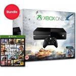 Xbox One with X-men Days Of Future Past Blu-ray Bundle + GTA V £349 @ ASDA DIRECT