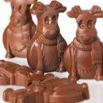 Free 4 pack of chocolate reindeers @ Hotel Chocolat @ O2 Priority