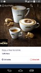 Free Caffé Nero hot drink with o2 priority moments ( today only )