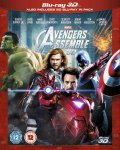 Marvel Avengers Assemble 3D (Includes 2D Version) (Blu-Ray) £9.99 Delivered @ Zavvi (£8.99 Using Code)