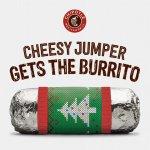 Free Burrito from Chipotle Dec 6th & 13th 4-6PM