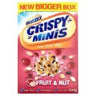Multibuy Deal -Fans of Weetos and Weetabix Crispy Minis  500g and 600g ...these are 3 for £5 currently  @ Sainsburys
