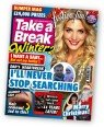 Win with Take a Break -Prizes totalling £24,000 Winter 2 - Issue 12