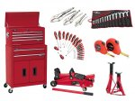 FFX selling the draper redline tool chest with a load of tools for only £169.00