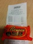 Reese' Peanut Butter Pumpkins 15p @ Tesco instore