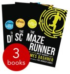 The Maze Runner Trilogy £4.99 at the Book People