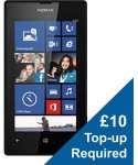 Vodafone Nokia Lumia 520 In Black & EE Nokia 530 Mobile Phone - Dark Grey Mobile Phone - Now Only £49.99 Add a micro sim 50p & Also Qualify For £5 Voucher On £50 Spend @ Argos