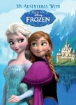 My Adventures With Disney Frozen £9.99 plus £4.99 p&p @ 24studio