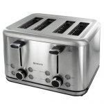 Brabantia 4 Slice Stainless Steal Toaster £24.99 @ Dunelm.