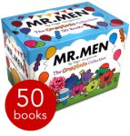 Mr. Men: The Complete Collection - 50 Books £25 delivered @ The Book People