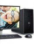 """Dell 4th Generation Intel® Core™ i5  Desktop with 23"""" monitor £500.73 @ Dell"""