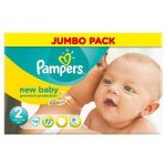 Pampers new baby size 2 £6.69 or subscribe for £5.35 Amazon  (free delivery £10 spend/prime)