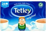 Tetley Teabags (240) - £2.89 Half Price @ Morrisons...