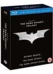 The Dark Knight Trilogy (Blu-ray + UV copy) £9.99 @ Hmv