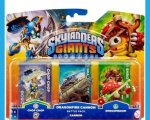 Free Skylanders Triple Pack In Fridays Sun (40p spend) @ Smyths