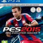 PES 2015: Pro Evolution Soccer 2015 - Day One Edition (PS4) £25 @ Tesco Direct
