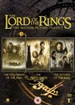 Lord of the Rings DVD box set (Black Friday offer) £4.99 @ HMV