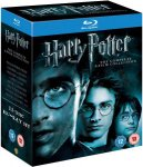 Harry Potter - The Complete Collection (1-7.2) Blu-ray [11 Discs] £19.99 Delivered @ Zavvi (Starts Black Friday)