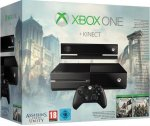 Xbox One Plus Kinect, Assassin's Creed Unity & Black Flag - Game.co.uk (Black Friday) £299.99