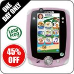 Leapfrog Leappad 47% off. £47, one day only @ 24studio