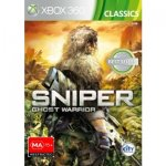 SNIPER GHOST WARRIOR - CLASSICS XBOX 360 £4.95 + free first class delivery @ thegamecollection.net