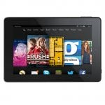"New Amazon Kindle Fire HD 7 Tablet, Quad-core, Fire OS, 7"", 8GB, £79 16GB £99 @ John Lewis"