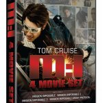 Mission impossible DVD 1-4 quadrilogy £4.99 @ HMV in store for Black Friday weekend 28/11 - 1/12