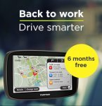 TOMTOM Live Services 6 months Free (18 months price of £39.50) @ original price of £47.50